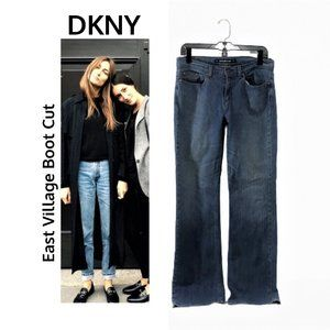 DKNY Boot Cut Jeans Women 10